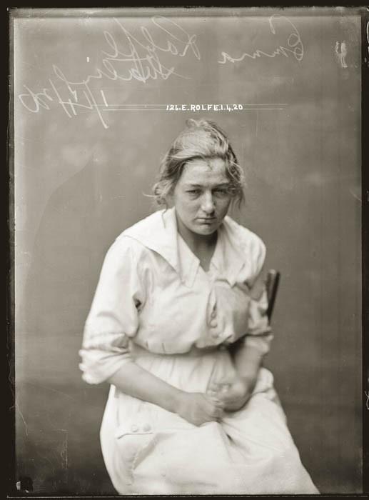 Фотографии американских гангстеров начала 20 века. Изображение № 7.