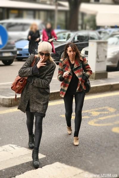 Street-fashion Милана. Изображение № 1.