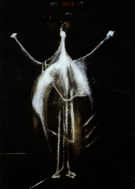 Мрачный мирФрэнсиса Бэйкона. Изображение № 1.