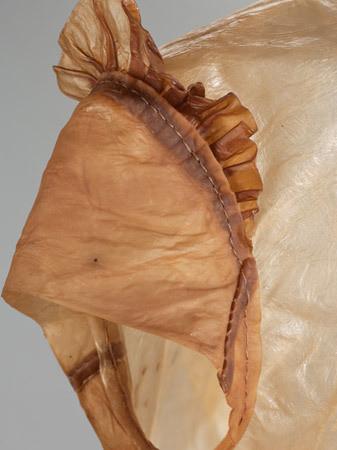Пиджак BioCouture, сделанный для выставки в Музее Науки в Лондоне. Изображение № 40.