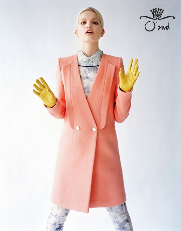 Вышли новые кампании Gucci, Eleven Paris, Forever 21, Moschino и Tomboy. Изображение № 58.
