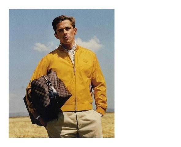 Кампания: мужская коллекция Louis Vuitton SS 2012. Изображение № 12.
