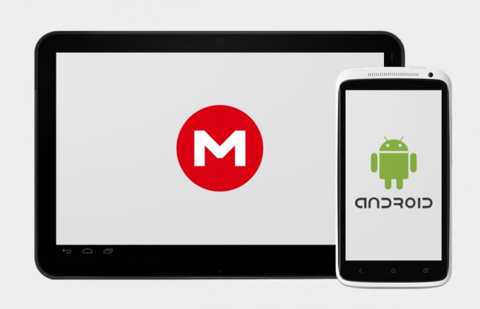 Вышло мобильное приложение файлообменника Mega . Изображение № 1.