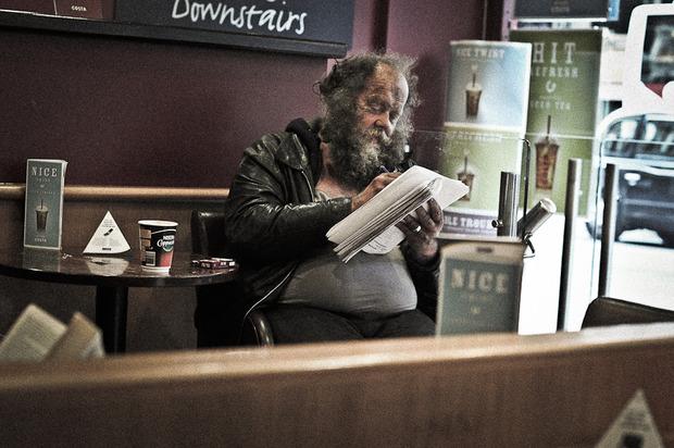 Бездомная жизнь в фотографиях Jay Raff. Изображение № 5.
