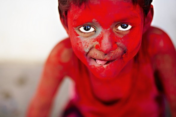 Яркие краски Индии. Изображение № 20.