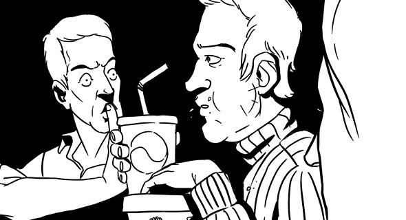 Изображение 6. Как вести себя в кино: Десять правил хорошего тона.. Изображение № 6.
