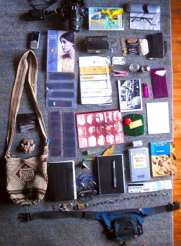 What's inyour bag?. Изображение № 7.