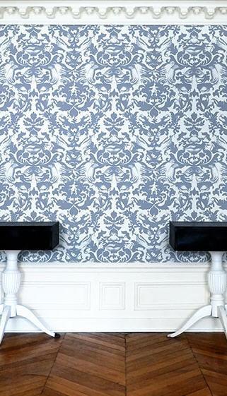 Сколько стоит нарядить стены в нарядные обои?. Изображение № 29.