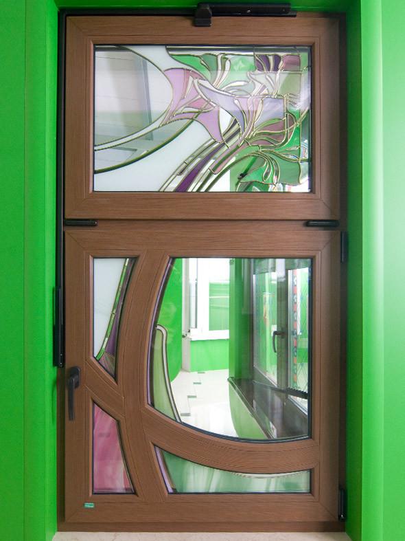 Модные тенденции в дизайне окна. Изображение № 3.