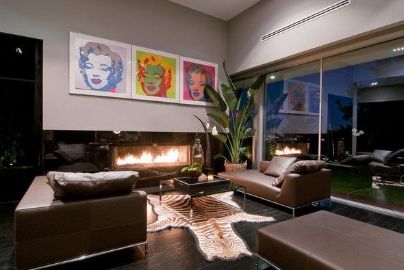 Вилла-мечта надЛос-Анджелесом. Изображение № 28.