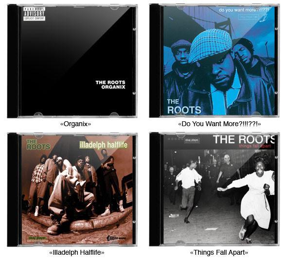 Обложка нового альбома группы The Roots. Изображение № 3.