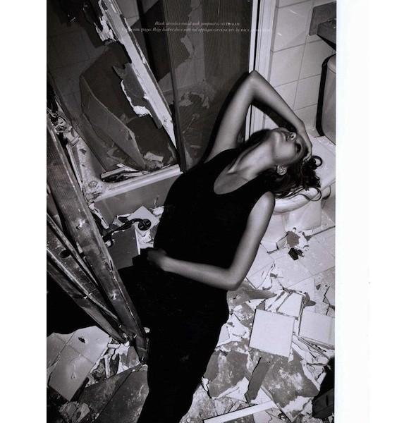 5 новых съемок: Purple Fashion, Vogue и W. Изображение № 12.