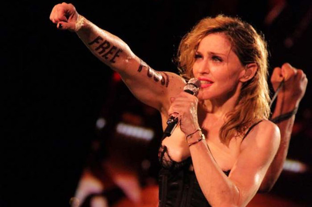 Выборы-выборы: Мадонну зашикали за агитацию на концерте. Изображение № 4.