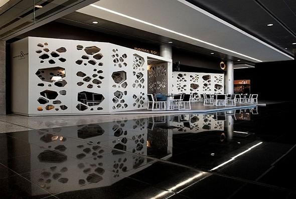 Под стойку: 15 лучших интерьеров баров в 2011 году. Изображение № 129.