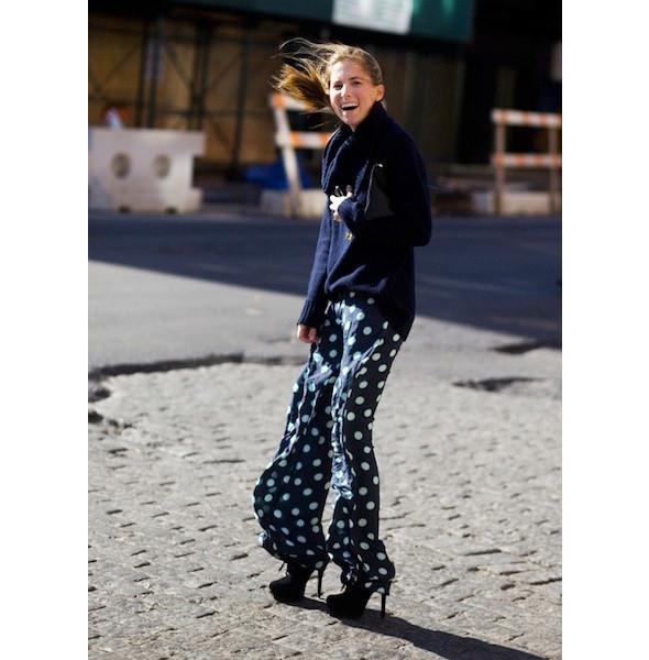 Изображение 144. На полях: 10 тенденций уличного стиля с прошедших недель моды.. Изображение № 144.