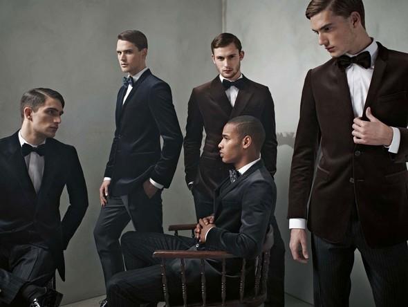 Лукбук: Dolce & Gabbana FW 2011 Men's. Изображение № 14.
