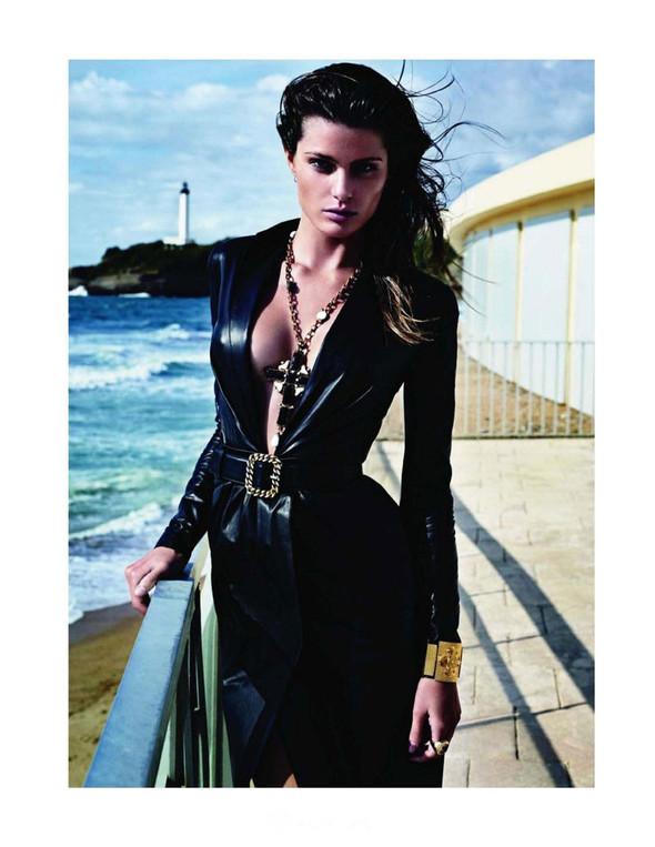 Съемка: Изабели Фонтана для Vogue Paris. Изображение № 4.