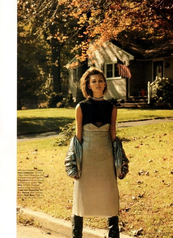 Съёмка: Али Стивенс для Elle. Изображение № 8.