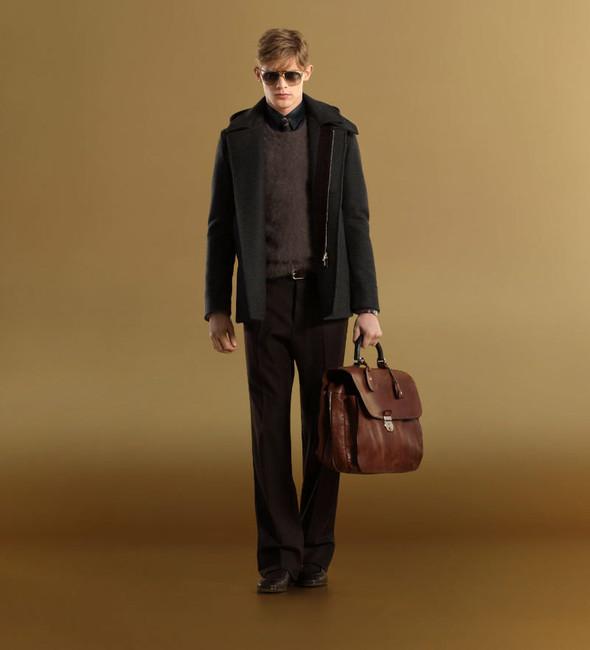 Лукбук: Gucci Fall 2011 Menswear. Изображение № 1.