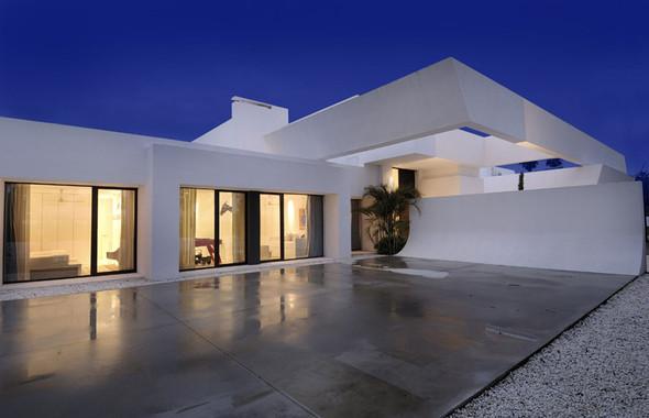 Дом Sotogrande от студии A-cero Architects. Изображение № 4.
