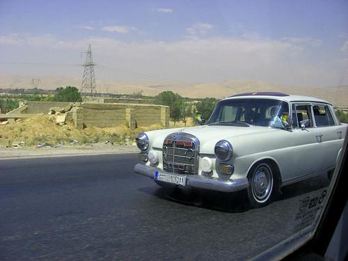 Ретро-автомобили в Сирии. Изображение № 16.