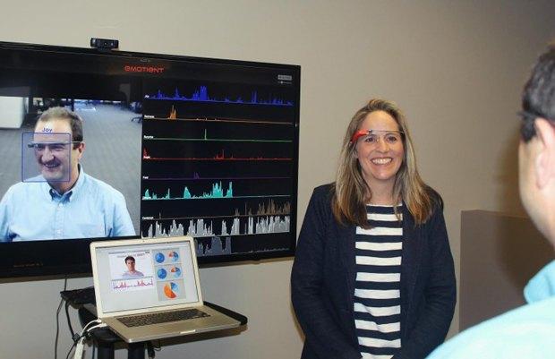 Приложение для Google Glass определяет человеческие эмоции. Изображение № 1.