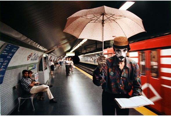 Метрополис: 9 альбомов о подземке в мегаполисах. Изображение № 55.