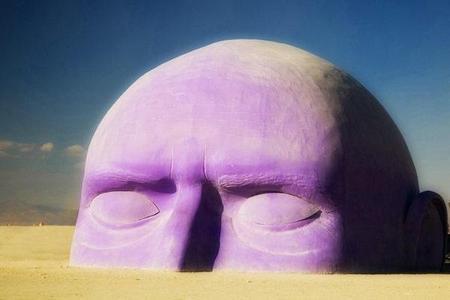 """Фестиваль """"Burning Man! """" вНеваде. Изображение № 17."""