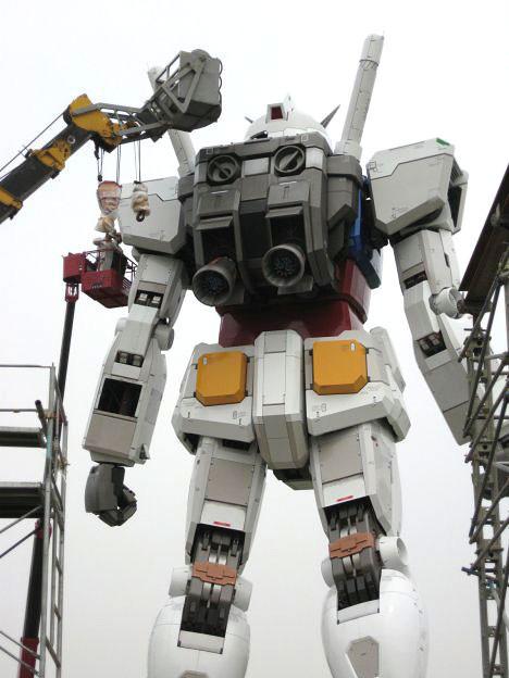 Гигантские человекоподобные роботы ужездесь!. Изображение № 2.