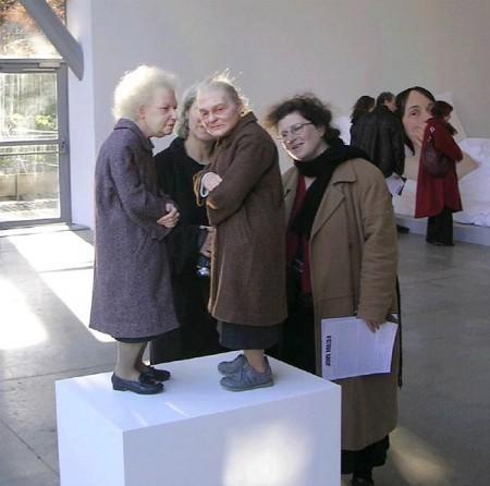 Гипернатуралистичные миры скульптора Рона Мьюека. Изображение № 9.