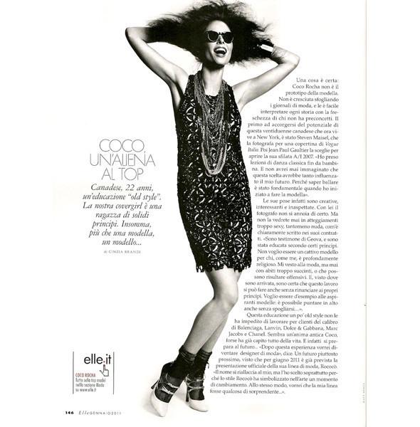 Новые съемки: i-D, Vogue, The Gentlewoman и другие. Изображение № 18.