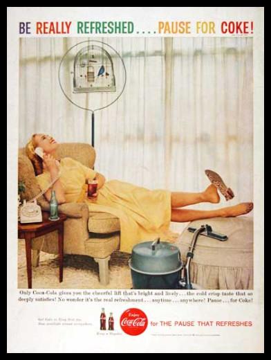 Изображение 67. Coca-cola – История бренда, история рекламы.. Изображение № 67.