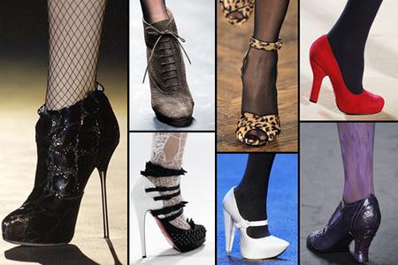 Обувь осень-зима 2008–2009. Изображение № 1.