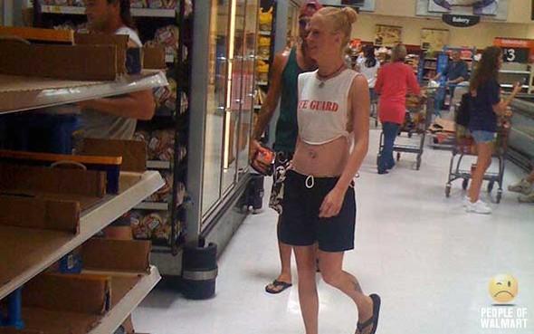 Покупатели Walmart илисмех дослез!. Изображение № 58.