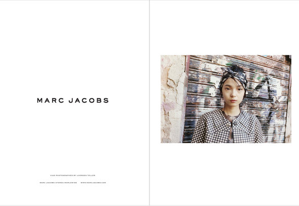 Кампания: Marc Jacobs SS 2012. Изображение № 2.