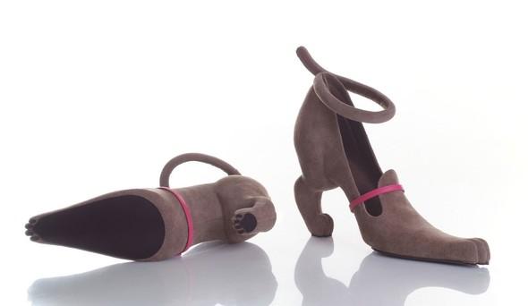 Footwear design от Kobi Levi. Изображение № 19.