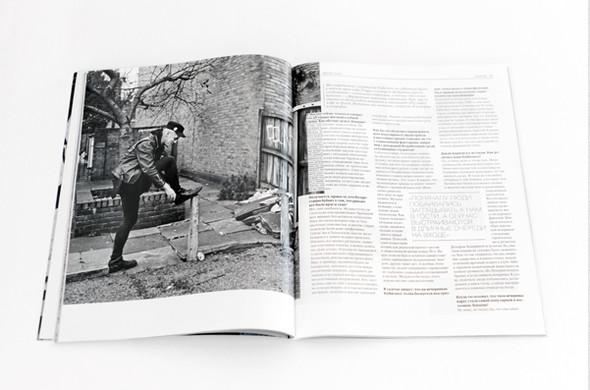 Фотографии Наташи в русском журнале ХУЛИГАН. Изображение № 38.