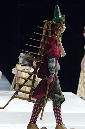 Бельгийская Школа Моды. Изображение № 8.