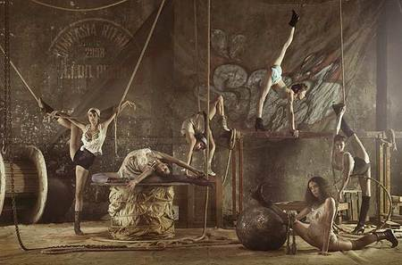 Олимпийский календарь «Обратная сторона медали». Изображение № 12.