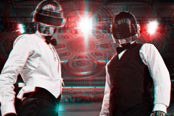 Dazed & Confused: Daft Punk. Изображение № 3.
