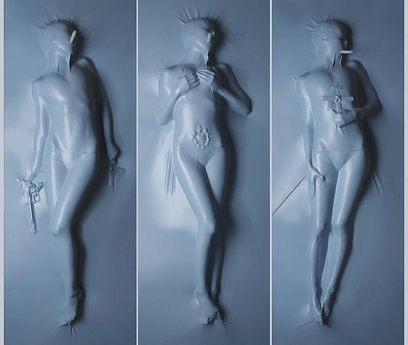 Данило Паскуале: влажный сюрреализм вдомашних условиях. Изображение № 12.