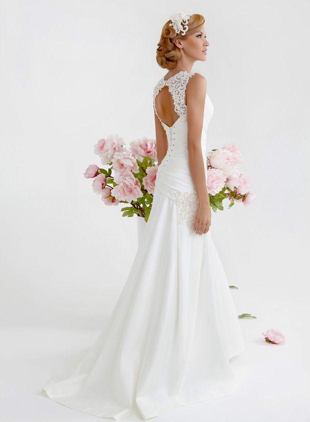 Свадебная Коллекция  от дизайнера Татьяна Каплун-Kookla 2013 ( Simple White ). Изображение №4.