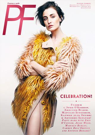 15 обложек с вещами из коллекции Prada FW 2011. Изображение № 26.