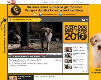 Кампания в защиту бездомных собак.Pedigree и Hypernaked . Изображение № 5.