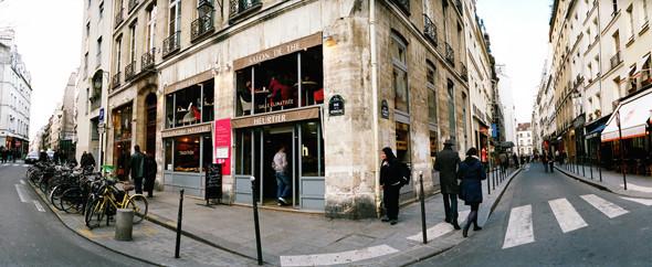 Изображение 6. Парижские кафе.. Изображение № 8.