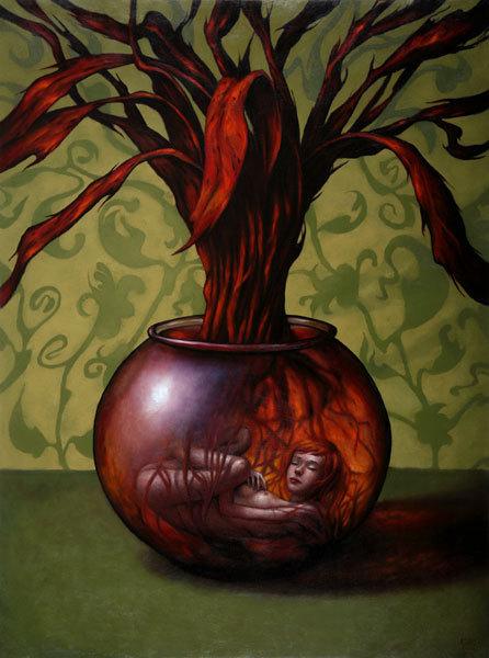 Страшное икрасивое вкартинах Andrew Esao. Изображение № 23.