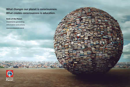 """Рекламная кампания отNeogamaBBH – """"Bank ofPlanet"""". Изображение № 2."""