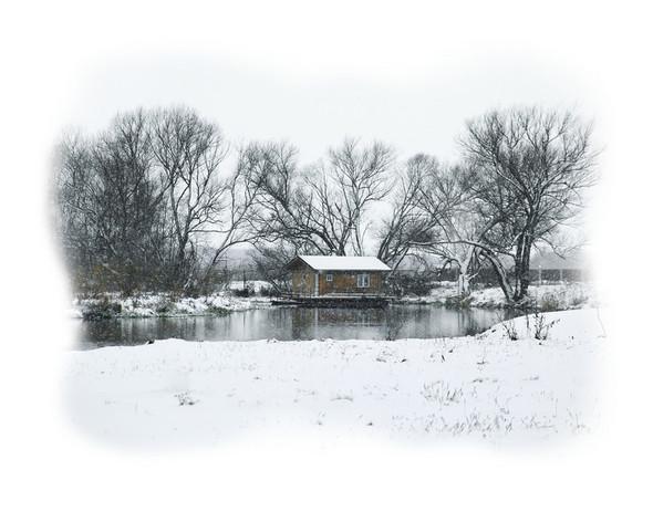 Зима в очень средней полосе. Изображение № 15.
