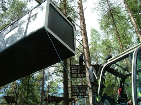 Treehotel. Изображение № 18.