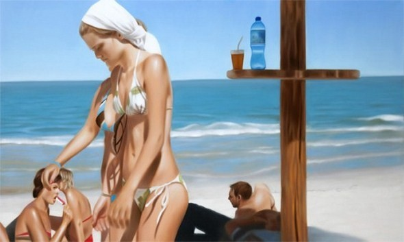 Солнечная живопись Каси Домански. Изображение № 9.